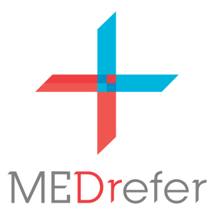 MEDrefer logo